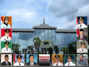 Wajah-wajah kandidat Gubernur Kaltim 2018-2023