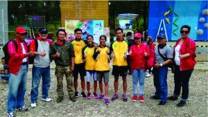 Atlet Panjat Tebing peraih Medali Emas - Zai