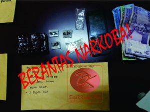 Barang bukti yang disita Polisi. (foto:MS77)