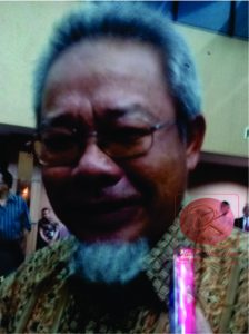 Amiruddin Shahak. (foto:My)