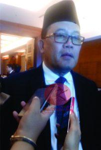 Hendar, Deputi Bank Indonsia. (foto:My)