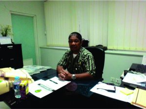 Amran, Kepala UPT khusus pajak alat berat PPU di Kelurahan Sotek