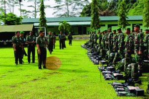 Pangdam VI/Mulawarman Mayjen TNI Johny L Tobing