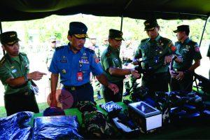 Waasop Panglima TNI Laksamana Pertama TNI Nurhidayat