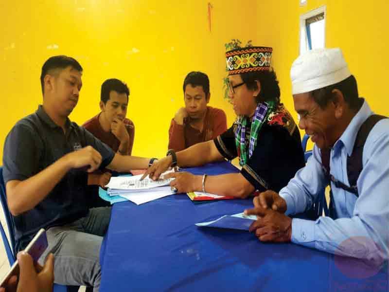 Dugaan Penyerobotan Lahan 227 Hektar, Masyarakat Kecewa Kehadiran BPN