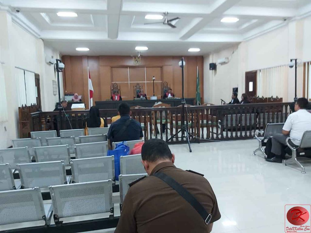 Andi Walinono Divonis Bersalah, Dihukum 7 Tahun Penjara