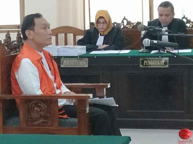 Kasus OTT Oknum Hakim dan Penasehat Hukum Disidangkan, Jaksa KPK Bacakan Dakwaan