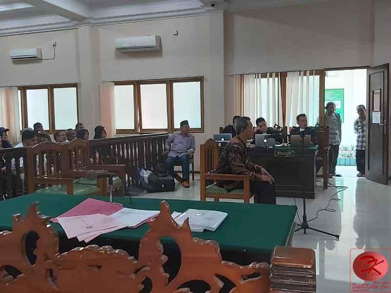 PH Gaffar Yakin Kliennya Bebas, Amir : Beliau Ini Menjalankan Suatu SK