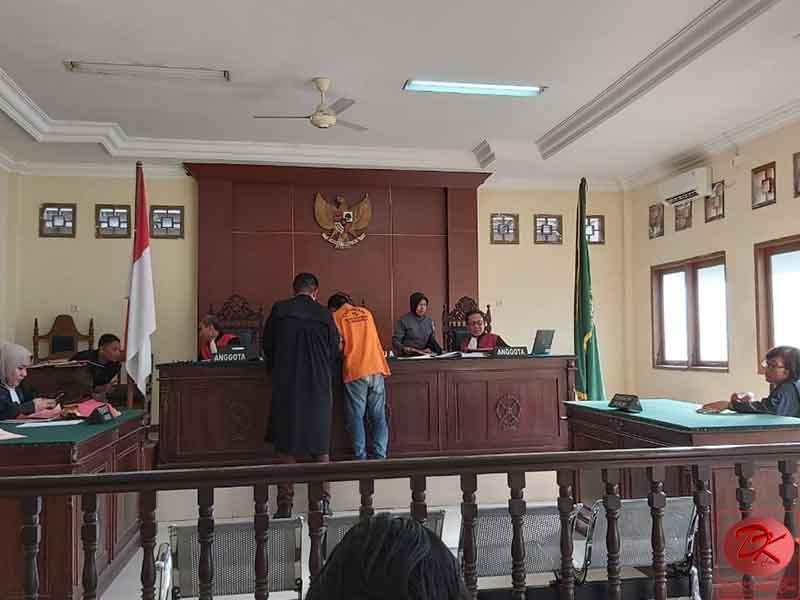 Terbukti Kuasai Sabu, Terdakwa Terima Dihukum 6 Tahun Penjara