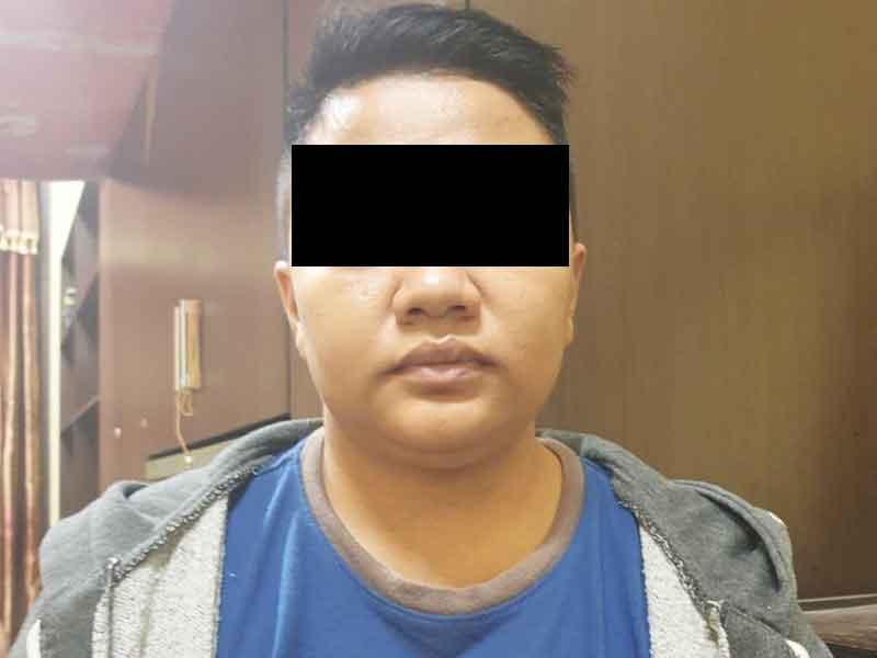 Berusaha Melarikan Diri, Terduga Kurir Narkoba Tertangkap