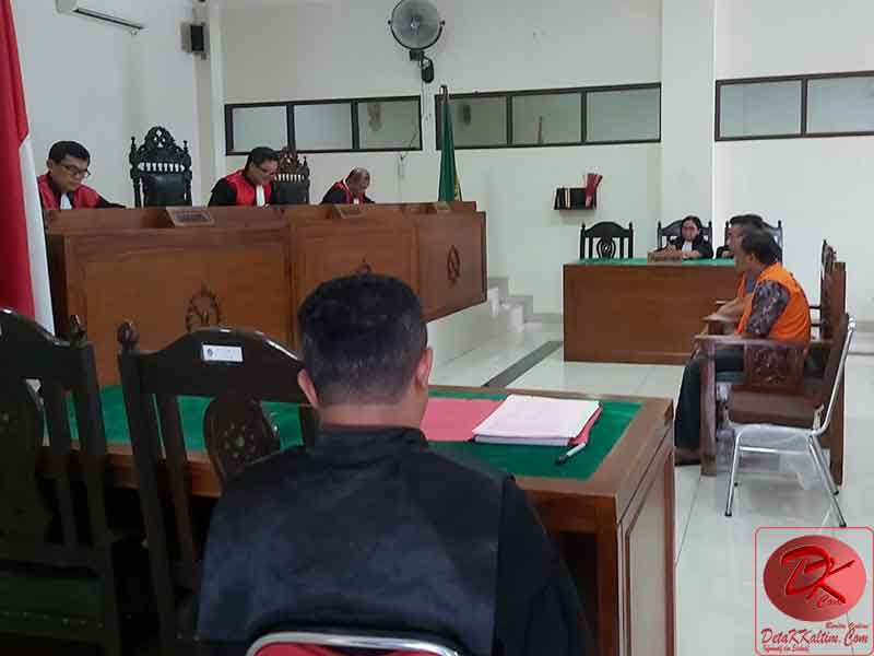 Dihukum 7 Tahun Penjara, Terdakwa Kasus Narkotika Menangis