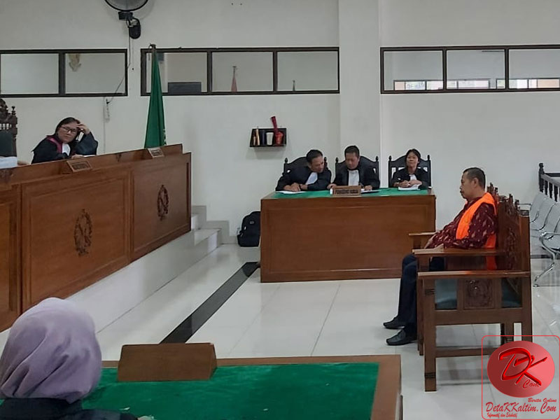Dugaan Tipikor Pembangunan Pasar Baqa, JPU Tanggapi Eksepsi PH Sulaiman Sade